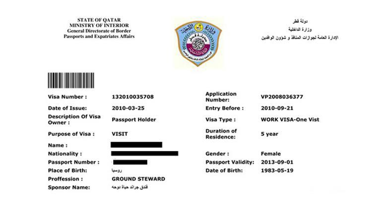 Work Permits and Visas for Overseas Workers in Qatar