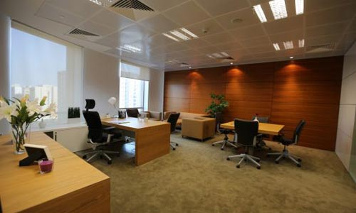 Desk Space Qatar