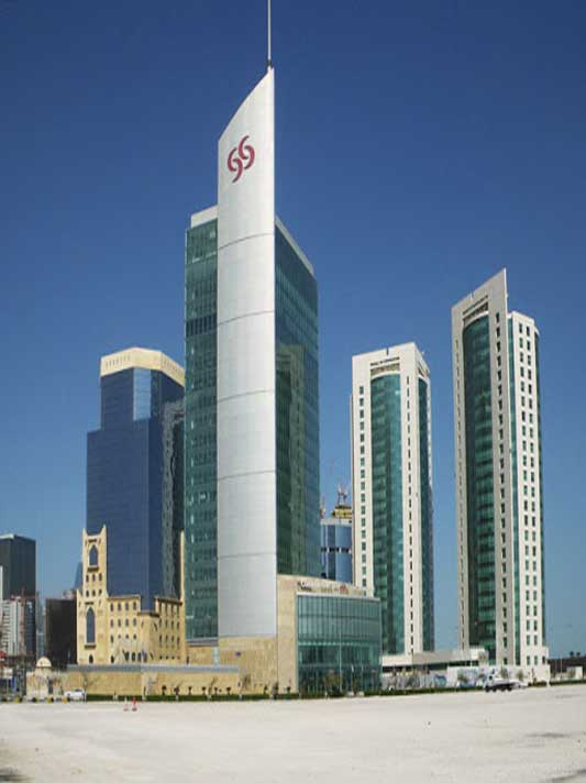 commercial bank plaza virtual office in Qatar